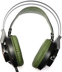 <b>Аудио гарнитура игровая проводная</b> A4Tech Bloody J450 черный ...