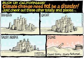 LOCAL CA Liking Arid by Political Cartoonist Monte Wolverton via Relatably.com