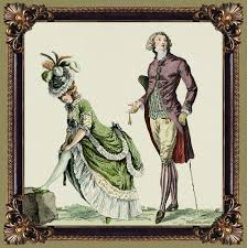 nico narrates audiobooks late 18th century french fashions trying not to peek by ekduncan using vintage 18th century fashion plates