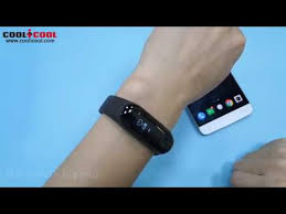 <b>Original XIAOMI MI</b> Band 3 Smart Wristband - YouTube