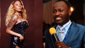 Image result for funmi iyanda and apostle suleman