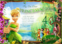 tinkerbell birthday invitations com tinkerbell birthday invitations mesmerizing creative concept of invitation templates printable on your birthday 3