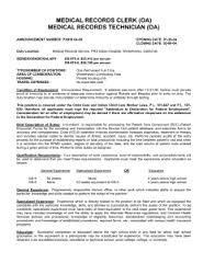 sample resume for medical billing clerk   moveonresumeexample comgallery of  sample resume for medical billing clerk