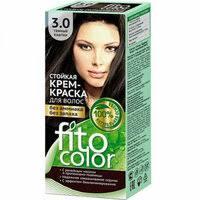 «FitoColor 3.0 Темный каштан <b>Стойкая крем-краска для</b> волос ...