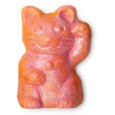 <b>Lucky Cat</b> | Bubble Bars | Lush Fresh Handmade Cosmetics UK