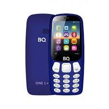<b>Телефоны</b> :: BQ :: Мобильный <b>телефон BQ 2442</b> One L+ Dark-blue
