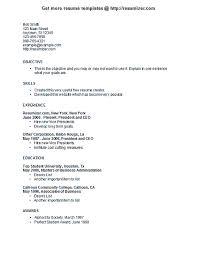 resume example style  a classic designresume style