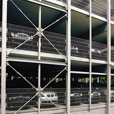Steel Structure Suppliers Steel Structure for <b>Car Parking Wholesale</b>