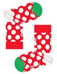 Happy <b>Socks</b> | Big Dot <b>Snowman Sock</b> | MYER