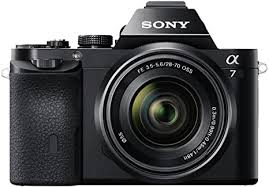 <b>Sony</b> ILCE7KB.CE Full Frame Compact System Camera: Amazon.co ...
