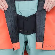 <b>Куртка женская</b> The <b>North</b> Face Ceptor оранжевый/зеленый цвет ...