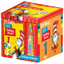 Dr. Seuss Building Blocks 123