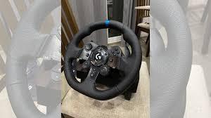 Игровой <b>руль Logitech G923</b> trueforce PS4/PC купить в Москве ...