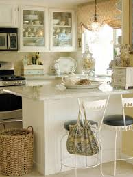 Kitchen Small Spaces Small Kitchen Design Ideas Hgtv