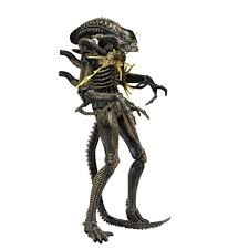 <b>NECA</b> Aliens Series 12 Battle Damaged Brown Warrior Alien 9 ...