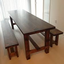 small dining bench: long skinny table and bench narrow dining table with bench