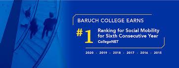 Baruch <b>College</b> -