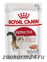 zookorm24.ru — <b>Royal Canin</b> Instinctive Mousse Pate (<b>паучи</b> в ...