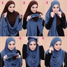 2020 Muslim Double Loop chiffon hijab scarf femme musulman ...