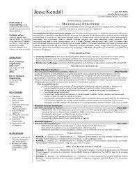 materials engineer resumefree resume templates