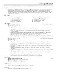 Resume Samples For First Time Workers In Retail   Resume Template