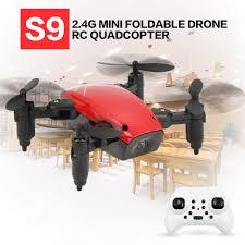 SM [Jabodetabek Ongkir Murah] S9 <b>2.4G Mini Drone</b> 360 Degree ...