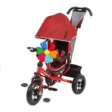 <b>Велосипед</b> Moby Kids Comfort 12x10 AIR красный 641053