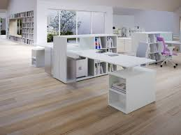 designer office sofas furniture white colored of corner computer desk wood shelf drawers and also law awesome trendy office room space