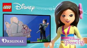 """Mulan"" Movie Recap - <b>LEGO Disney Princess</b> - Minisode - YouTube"