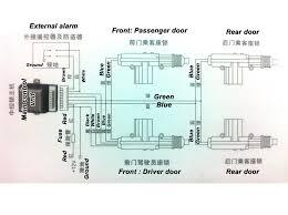 Remote Auto Car Control Keyless Entry Central Door Lock Locks Locking Kit System