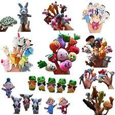 <b>Animal Finger Puppets</b> for sale | eBay