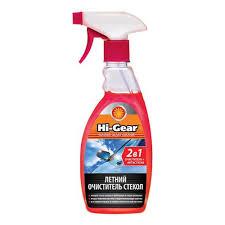 <b>Очиститель стекол летний 2</b> в 1 Hi-Gear 473 мл, HG5643 ...