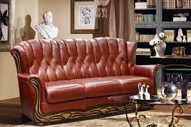 Трёхместный кожаный <b>диван Европа</b> от магазина ЭколМебель