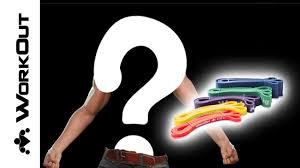Как выбрать резиновую петлю под свой уровень? | Магазин ...