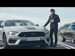 Richard Hammond drives the new <b>Ford Mustang</b> Mach 1 - YouTube