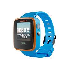 Детские <b>умные часы GEOZON</b> Aqua Blue купить в Москве ...