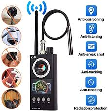 Hidden Cameras Detector K68 Wireless <b>Signal Anti</b>-Monitoring <b>Anti</b> ...