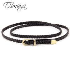 Купить Elimiiya Brand Hand-woven Women's Belt Retro Casual ...
