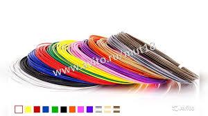<b>Набор пластика ABS</b> для 3D ручки <b>12</b> цветов купить в Республике ...