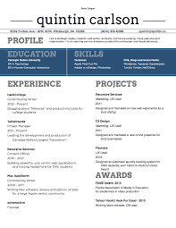 font for resume   best template collectionfont for resume