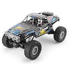 Buy Generic WLtoys <b>104310</b> 2.4G <b>1/10 4WD</b> Double Bridge Crawler ...