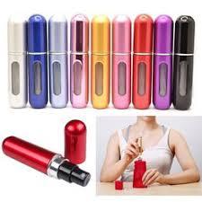 Protable 5ml Mini Empty Refillable Perfume Atomizer Bottle ... - Vova