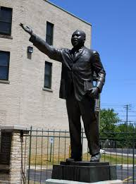 Image result for statue of martin luther king jr