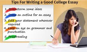 rules for writing a good college admission essay   tutorvista blog tips for writing a good college essay
