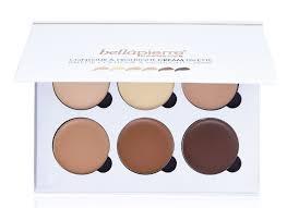 <b>Кремовая палетка для</b> макияжа Bellapierre cosmetics Contour ...