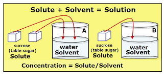 chemical solutions research solute solvent saturated supersaturatedeach solution is a mixture of sugar  sucrose  and water  sugar is the