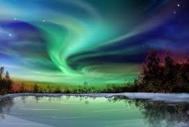Resultado de imagen de Auroras boreales