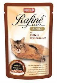 <b>Animonda</b> - <b>Паучи</b> для взрослых кошек (с телятиной в жареном ...