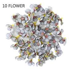 MEIYIN <b>10Pcs</b>/<b>Set</b> 2cm Multicolor Mini <b>Artificial</b> Daisy <b>Flower</b> Heads ...