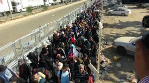 Suriyeliler bayram için ülkesine dönüyor